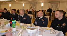 Zabełków - powiatowe spotkanie weteranów OSP 2017
