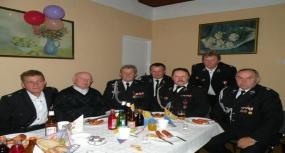 Krzyżanowice - Spotkanie strażaków weteranów