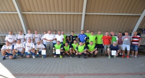 Chałupki - turniej oldbojów 2018
