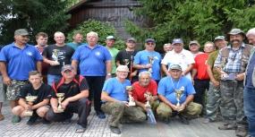 Tworków - zawody wędkarskie - drużyny - 2018