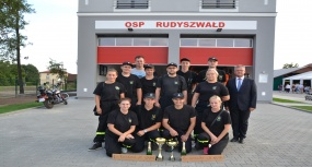 Rudyszwałd zawody strażackie 2018