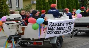 Krzyżanowice - dożynki parafialne 2018