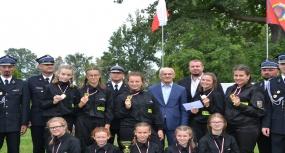 Krzyżanowice - zawody CTIF 2018