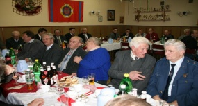 Krzyżanowice - Spotkanie strażaków-seniorów