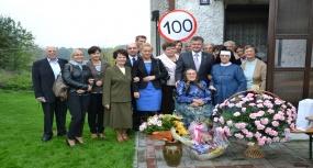 Maria Piszczan - 104 lata