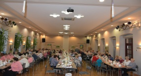 Tworków - Mikołaj u seniorów 2018