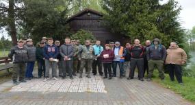 Tworków - zawody wędkarskie - rozpoczęcie sezonu 2019