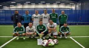Halowy Turniej Piłki Nożnej - Bohumin 2019