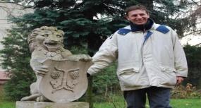 Krzyżanowice - Hrabia Lichnowsky z wizytą w naszej gninie