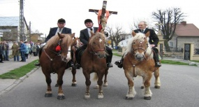 Wielkanoc Bieńkowice 2007
