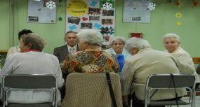 Zabełków - Wigilia dla osób starszych i samotnych