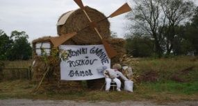 Roszków - Dożynki gminne 2008