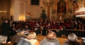 Krzyżanowice - Koncert Świąteczny w kościele św. Anny