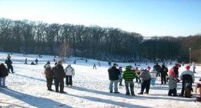 Tworków - Stok narciarski na Urbanku