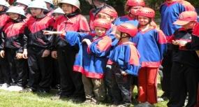 Krzyżanowice - IV Międzynarodowe Zawody Młodzieżowych Drużyn Strażackich CTIF