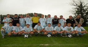 Zabełków - Turniej Piłki Nożnej Seniorów o Puchar Wójta Gminy