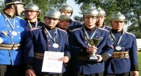 Bieńkowice - IV Zawody Sikawek Konnych o Puchar Starosty