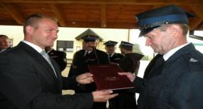 Roszków - Jubileusz 75-lecia OSP
