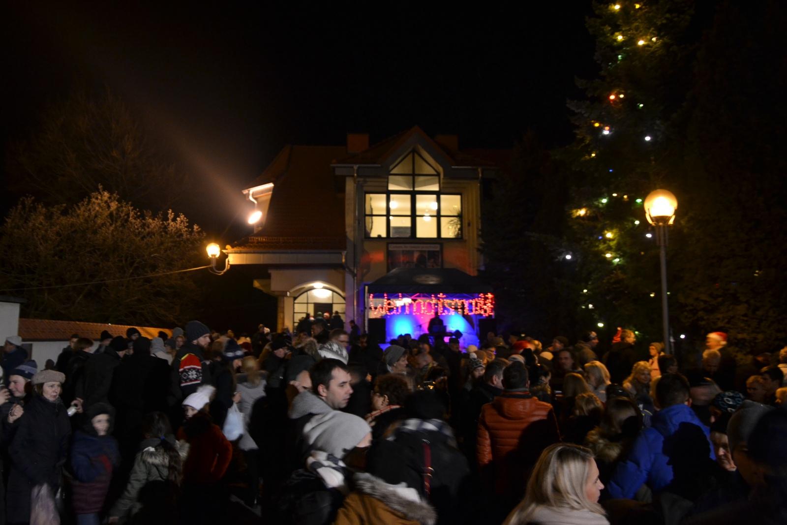 Weihnachtsmarkt W.Weihnachtsmarkt W Tworkowie Gmina Krzyżanowice Serwis Oficjalny