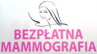 """Badania mammograficzne przy """"Aptece pod Różami"""""""