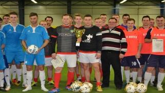 III Halowy Turniej Piłki Nożnej o Puchar wójta Gminy