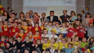 Festiwal Piosenki Niemieckiej dla przedszkolaków