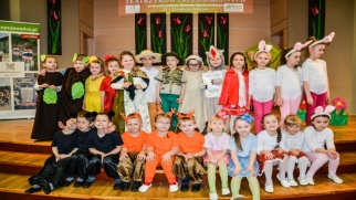 Zapraszamy na XXV Międzynarodowy Przegląd Teatrzyków Przedszkolnych