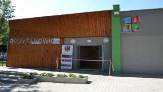 W Krzyżanowicach oficjalnie otwarto nowy dworzec kolejowy