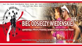 334 Bieg upamiętniający rocznicę Odsieczy Wiedeńskiej i przemarsz wojsk polskich pod Wiedeń
