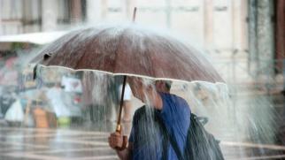 Uwaga! Intensywne opady deszczu