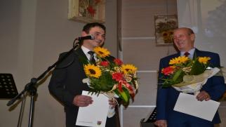 Jan i Robert Sochowie z Nagrodą Wójta