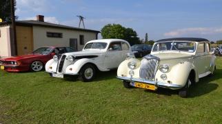 Miłośnicy oldtimerów zakończyli sezon motorowy