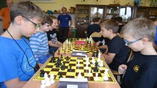 Półfinał szachów drużynowych