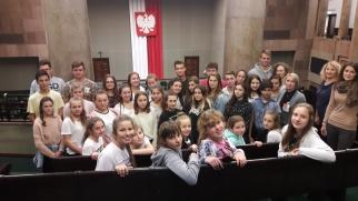 Młodzieżowa rada w Sejmie