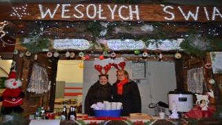 Weihnachtsmarkt w Bolesławiu