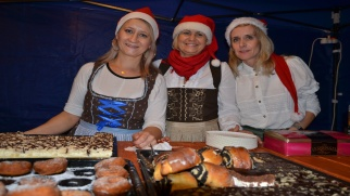 Kiermasz Świąteczny Weihnachtsfest w Krzyżanowicach