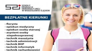 Szkoły w Wodzisławiu Śląskim zapraszają na bezpłatne kierunki