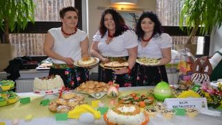 Baby, mazurki, pisanki… Kiermasz Wielkanocny w Tworkowie