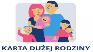 Zmiana przepisów dotyczących Karty Dużej Rodziny