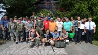 35-lecie koła PZW Krzyżanowice świętowano na Trzecioku