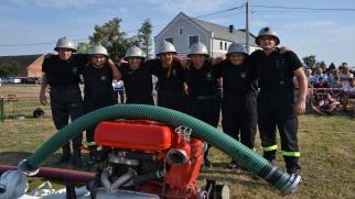 Strażacy z Roszkowa znowu najlepsi