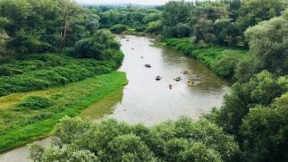 Zapraszamy na spływ kajakowy
