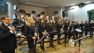 Koncert Orkiestry Dętej Gminy Krzyżanowice