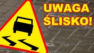 Ostrzeżenie IMGW – oblodzenie!