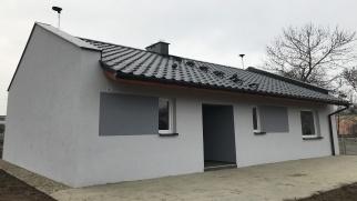 Gmina oddała do użytku budynek socjalny w Tworkowie