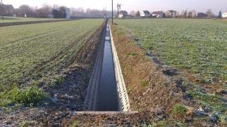 Promesa na odbudowę rowów melioracyjnych