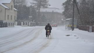 Uwaga! Intensywne opady śniegu