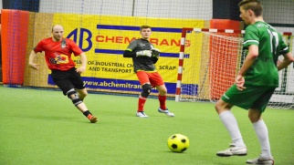 Halowy Turniej Piłki Nożnej Seniorów