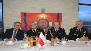Gmina Krzyżanowice gościła władze ochotniczych straży pożarnych z całego województwa