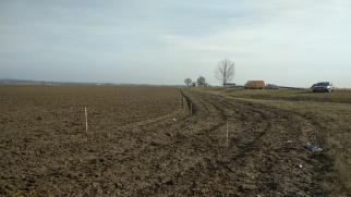 Rozpoczęły się prace związane z budową ścieżki rowerowej Krzyżanowice - Tworków